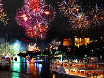 New Year's Eve Cruises