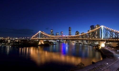 Brisbane city night cruises, Showboat Cruises