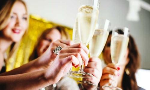 Free flowing Champagne on high tea cruise brisbane