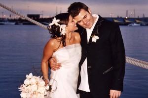 Wedding on Kookaburra Queens