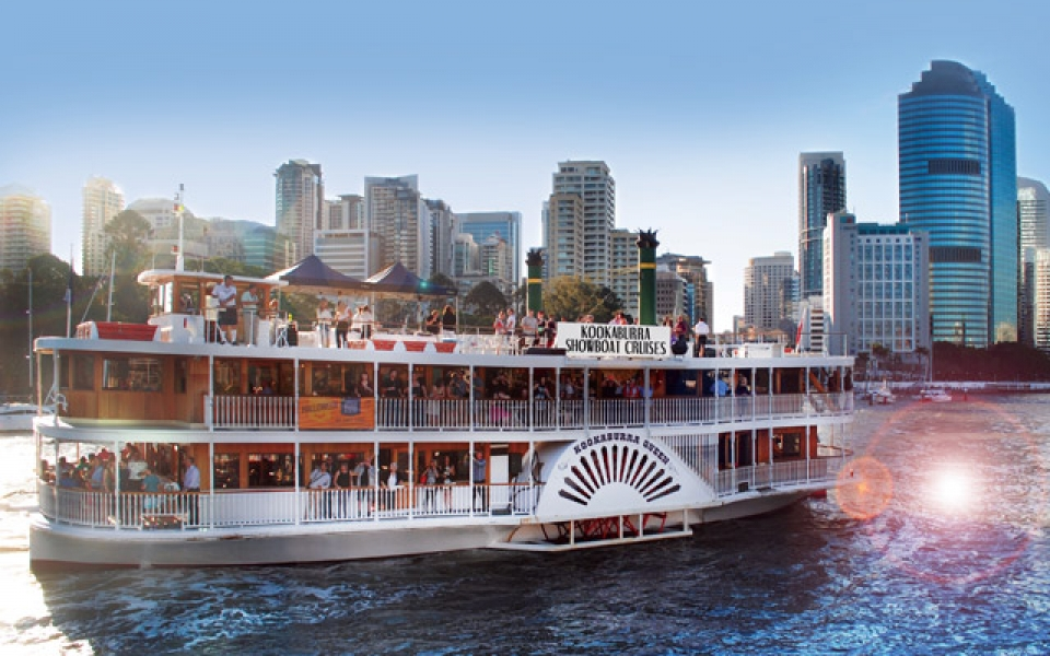 Brisbane High Tea Cruise