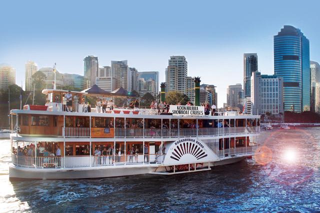 Brisbane High Tea Cruise