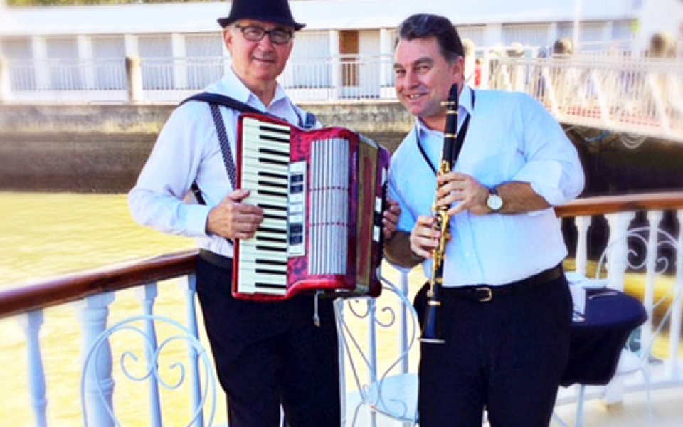 weekend jazz cruise brisbane
