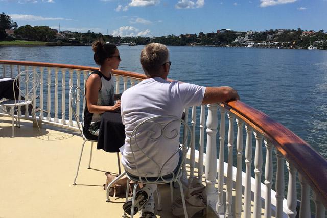 Brisbane views on the river