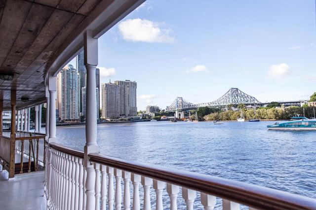 Lunch Cruise on board the Kookaburra Queens