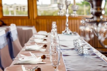 Periwinkle themed wedding on board Kookaburra Queen