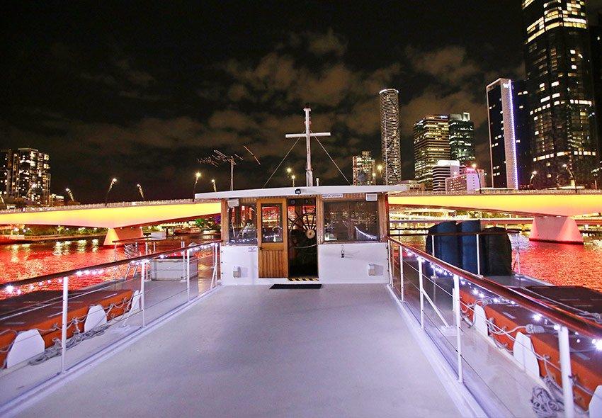 Cocktails Brisbane River