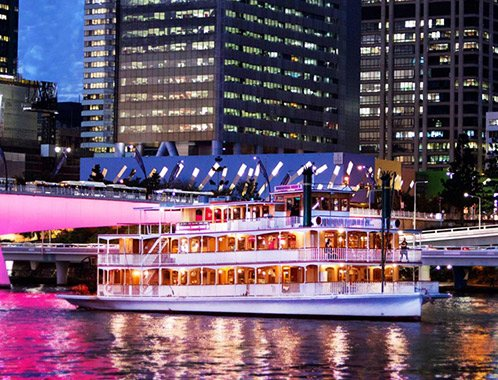 Kookaburra Queen II | Brisbane River Cruise