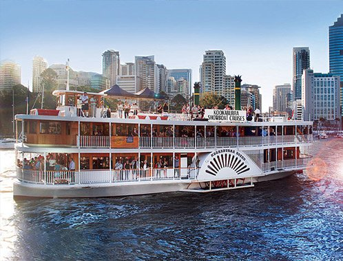 Kookaburra Queen I | Brisbane River Cruise